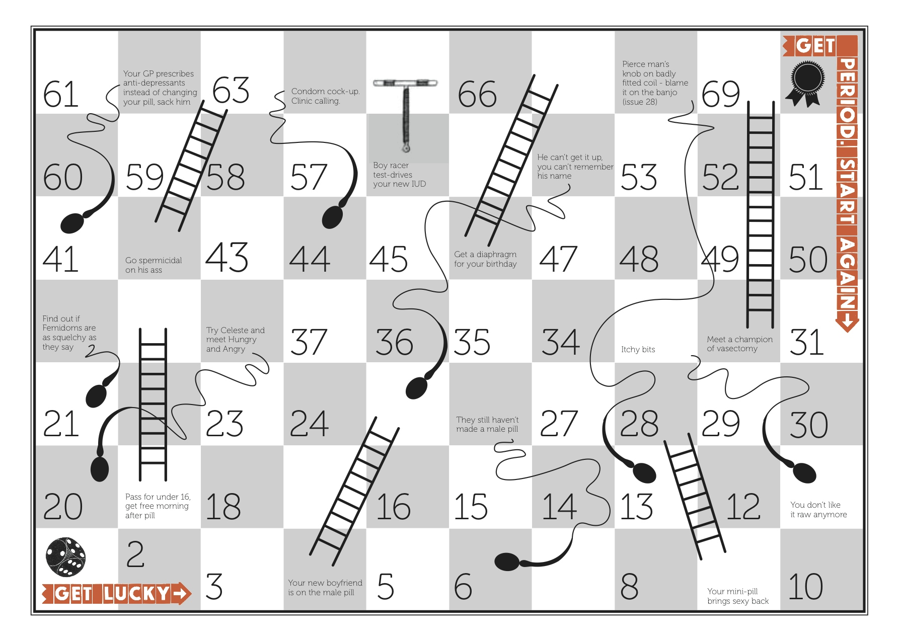 Good Snakes And Ladders Template Pdf Pictures >> Printable Snakes ...