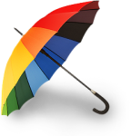 color-umbrella
